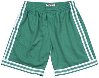 Mitchell & Ness Men's Boston Celtics Swingman Shorts
