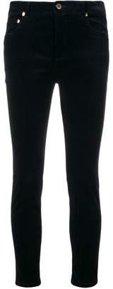 Miu Miu skinny cropped corduroy trousers