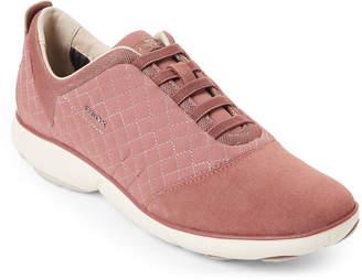 Geox Old Rose Nebula Walking Sneakers