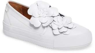 See by Chloe Vera Floral Applique Slip-On Sneaker