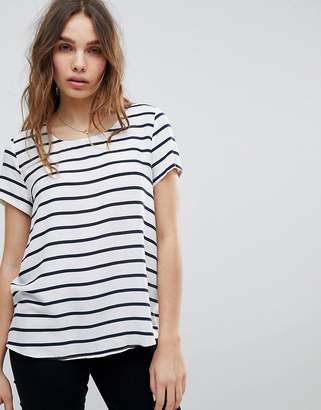 Only Stripe Tee