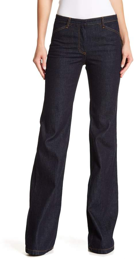 Theory Demitria Flared Jeans