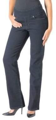 Jag High Waist Boot Leg Jeans