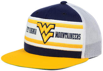 Zephyr West Virginia Mountaineers Superstripe Snapback Cap