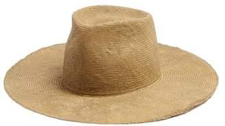 Reinhard Plank Hats - Nana Raffia Hat - Womens - Camel