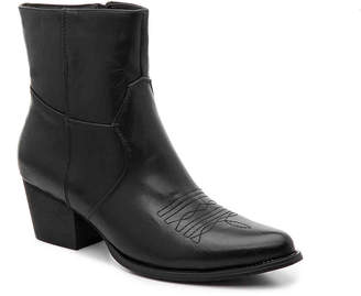 Wanted Shorty Western Bootie - Women's