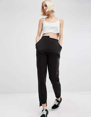 Asos Design Deconstructed Cigarette Jogger