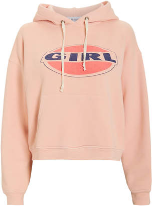 RE/DONE Girl Classic Hoodie