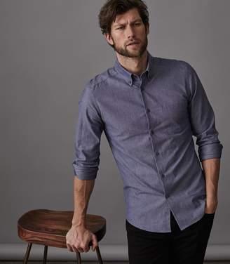 Reiss Ainslee Slim Fit Oxford Shirt