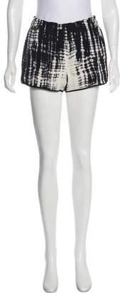 A.L.C. Silk Athletic Shorts