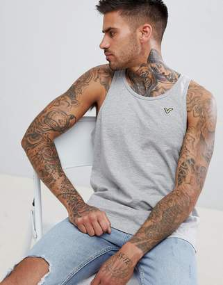 Voi Jeans Embroidered Singlet