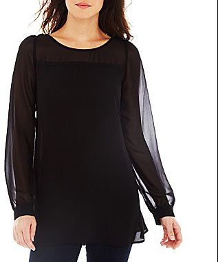 JCPenney Decree® Tunic Blouse