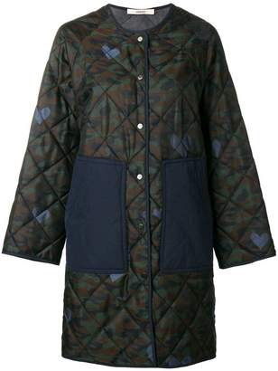 Odeeh quilted coat