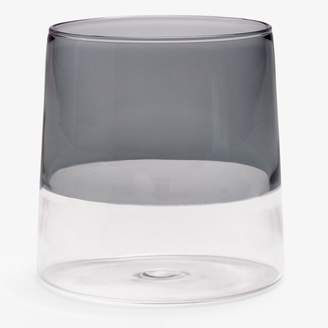 ABC Home Flow Wine Glass Smoke/Clear
