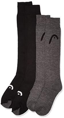 Head Men's 761013001200035 Sports Socks,pack of 2