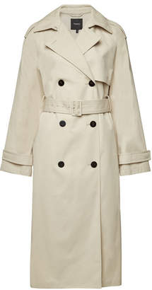 Theory Staple Classic Trench Coat