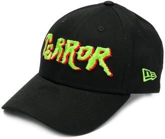 Kokon To Zai X NEW ERA Terror embroidered cap