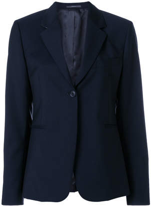Paul Smith fitted single-breasted jacket