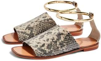 Topshop Flora Anklet Sandal