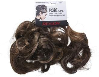 Revlon Curly Twirl Up Medium Brown