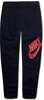 Nike Little Boys Sportswear Fleece Jogger Pants