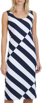 Nautica SL Strap Dress Navy Seas