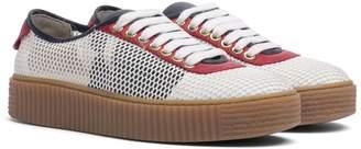 Tommy Hilfiger Mesh Platform Sneaker