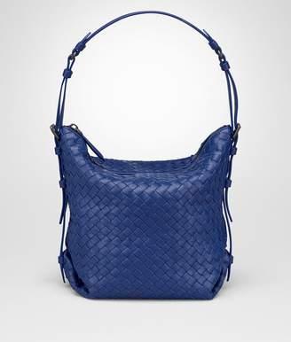 Bottega Veneta Cobalt Intrecciato Nappa Medium Osaka Bag