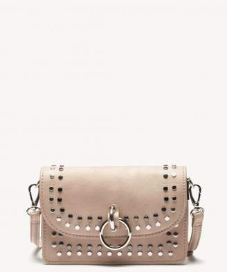 Sole Society Plam Crossbody Vegan Studded Crossbody