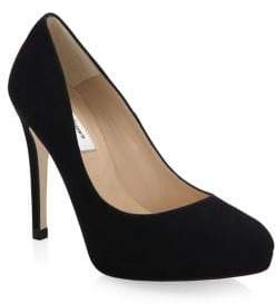 LK Bennett New Sledge Platform Pumps