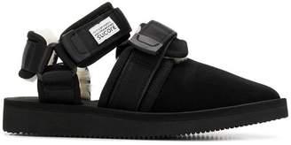 Suicoke shearling slippers