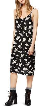 Sanctuary Sydney Floral Print Slip Dress $109 thestylecure.com