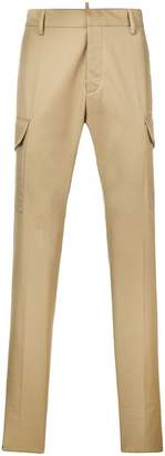 DSQUARED2 classic slim-fit chinos