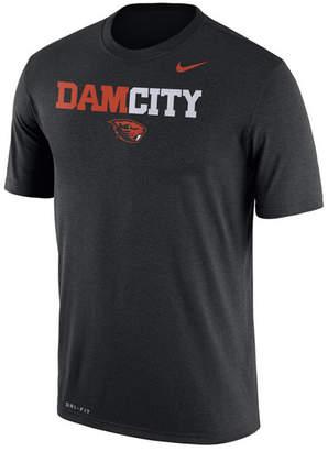 Nike Men's Oregon State Beavers Legend Verbiage T-Shirt