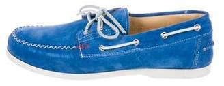 Del Toro Suede Moccasin Sneakers