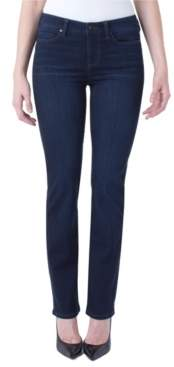 Liverpool Piper Hugger Straight In Silky Soft Stretch Denim