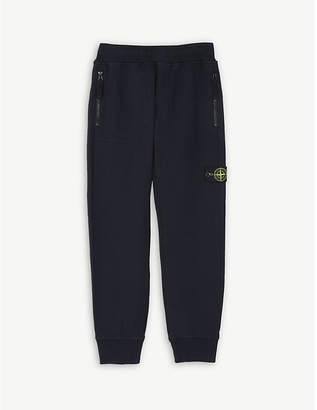Stone Island Cotton-blend joggers 4-14 years