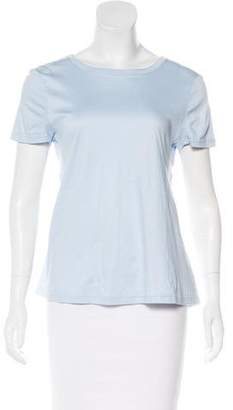 Helmut Lang Knit Short Sleeve Top w/ Tags