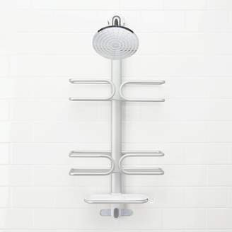 OXO 3-Tier Aluminum Shower Caddy