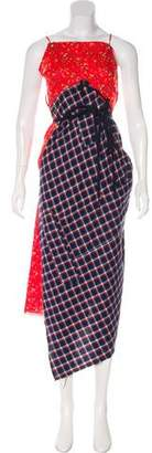 Liberty of London Designs x R13 Apron Maxi Dress w/ Tags