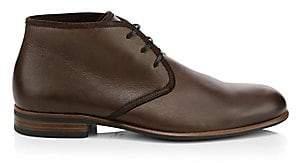 John Varvatos Men's Seagher Chukka Boots