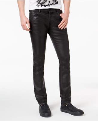 Just Cavalli Men's Slim-Fit Black Denim Jeans