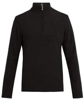 Bogner Harrison Half Zip Fleece Top - Mens - Black