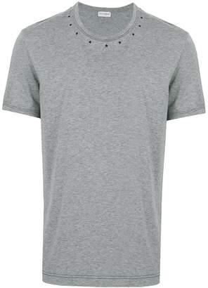 Dolce & Gabbana star collar print T-shirt