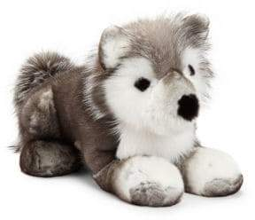 Loro Piana Mink& Fox Fur Husky Plush