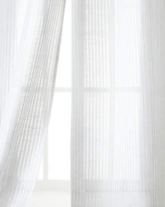 """Home Silks Each 96""""L Alexa Curtain"""