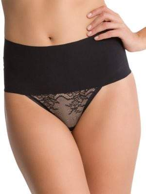 Spanx Undie-Tectable Lace Thong