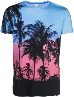 Orlebar Brown Keep Palm Tree T-shirt