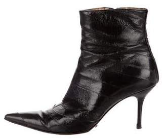 buy cheap official site Dolce & Gabbana Pointed-Toe Corduroy Boots brand new unisex for sale newest cheap online cheap online store Manchester 4mLAQhHL
