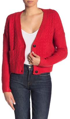 John & Jenn V-Neck Button Cardigan